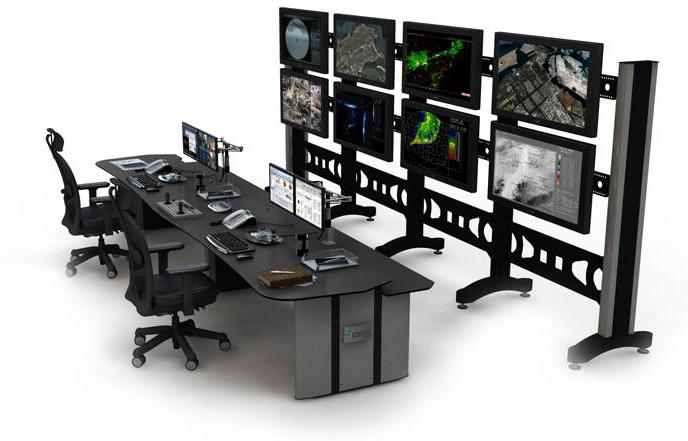 Studio Control Room Furniture
